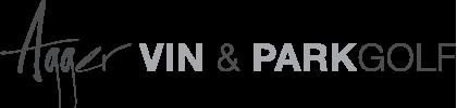 Agger VIN & PARKGOLF Logo